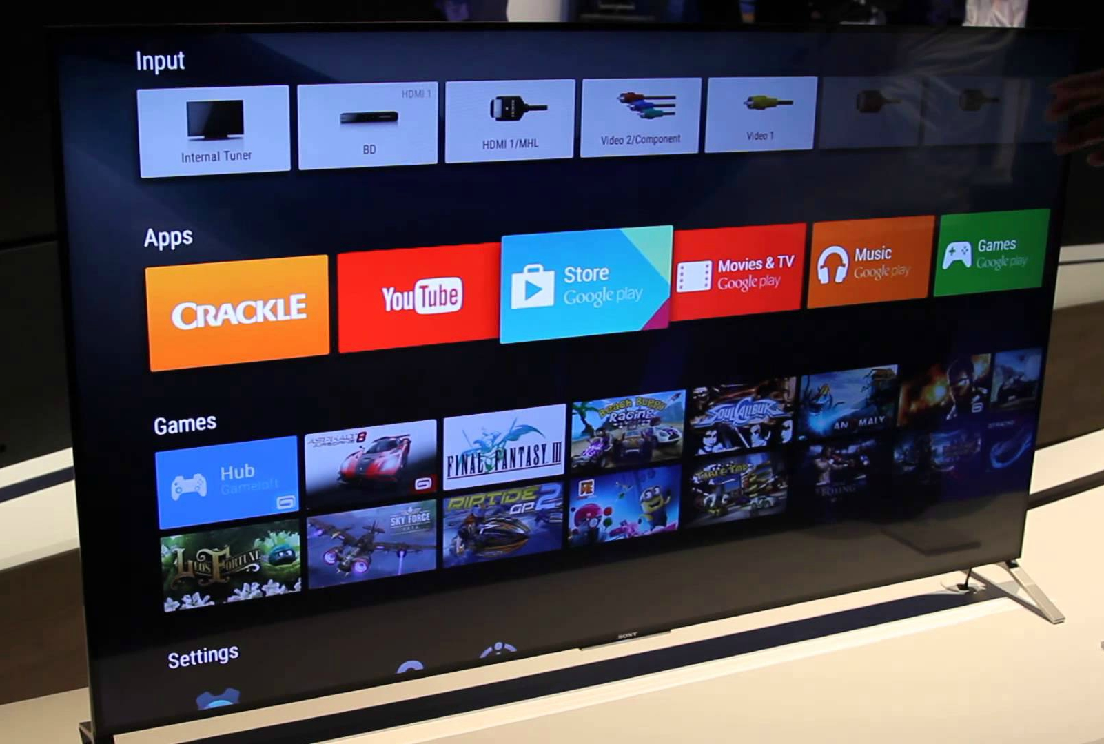 Sony comes with its latest Android TV lineup and the World ...
